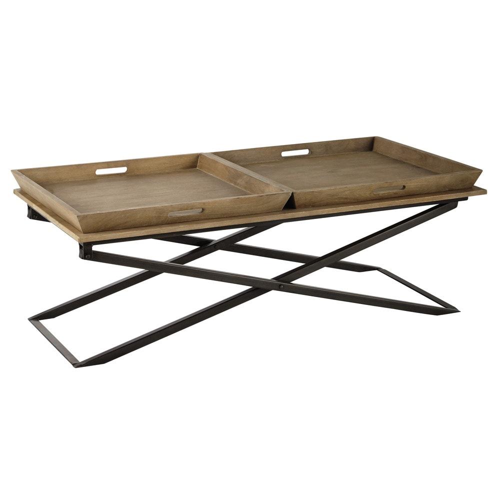 Modern Apraz Metal Ayakl Tepsili Ah Ap Sehpa Braggo Furniture By Maad